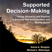 Supported Decision-Making book cover